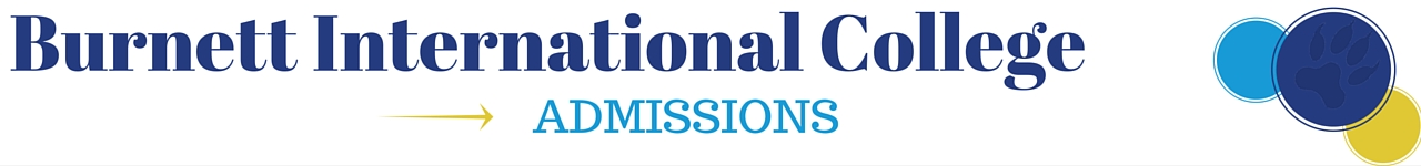 BIC Admissions header