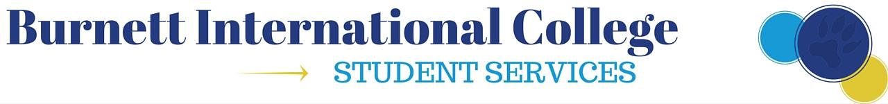 BIC Student services header